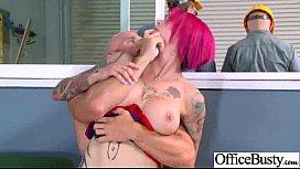 Hot Slut Office Girl anna bell peaks With Big Boobs Bang Hardcore movie