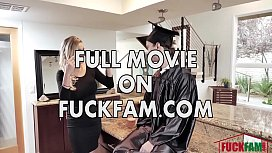 Kenzie Taylor In Cap And Gown Dick Down