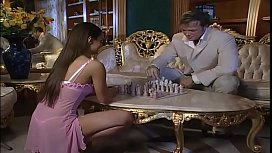 Hot brte playing chess wants to fuck nikki sims topless