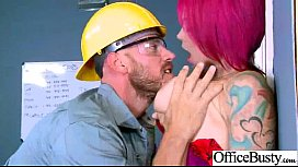 Hardcore Action In Office With Big Tits Slut Nau Girl anna bell peaks vid