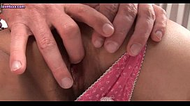 Asian cutie gets hard phallus in hairy cunt