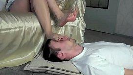 Mistress Weronika Foot Stool