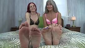 POV Foot Worship JOI 8 TRAILER