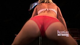 Twerking Contest Ends With Girls Naked xxx video