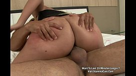 Maryana Kriguer Big Ass Fucked Hard And then Got A Facial