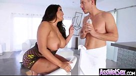 Hard Anal Bang With Big Round Wet Oiled Butt Girl kiara mia vid