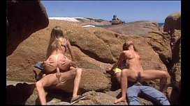Fucking Hard Cocks on the Rocks