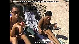 Nice amateur couple enjoys deepest nub fuck on vacations