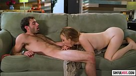 She wants his juices - Karla Kush and Jake Adams in Finding Rebecca Scene 2