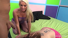 Hot webcam Way with Sara Jay and Cherry Morgan