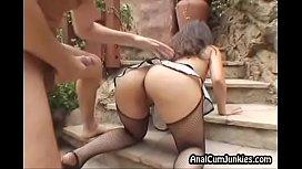 Miss Arroyo outdoor anal