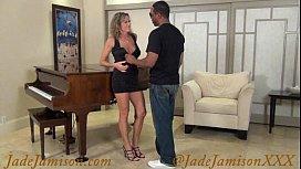 Jade Jamison Interracial big BBC cum slut