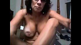 Southern Racist Sexy Granny Wants Nigga Dick