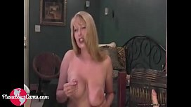 Dressed up MILF masturbating I Watch her live at PlanetSexCams.com