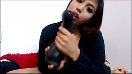 Asian Teen Squirting for me - fatbootycams.com