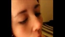 Submissive GF Deep Throating and Dominated