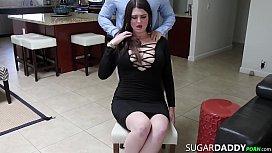 BBW. Big Tits Mcgee Gives Amazing Blowjob &amp_ Fuck