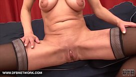Pussy gets fucked big big cocks and she cums so hard eds with facial cumshot