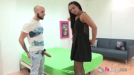 Pressing charges, a cock the size of a coke bottle and a nailed Brazilian. Lidia Toro: pleasure and pain. hd porno indir