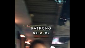 Patpong red-light district whores and go-go bars by WikiSexGuide