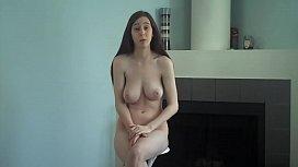Kristen DeRoos nude video interview
