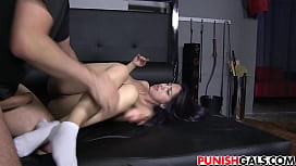 Julia De Lucia gets punished the right way xxx video