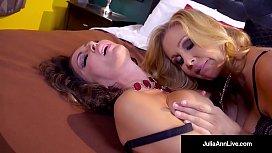 Scissoring Sex Milfmania with Julia Ann Jessica Jaymes