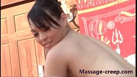 Watch this asian fetish oiled up lesbian