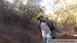 Hot blonde cop xxx Mexican border patrol agent has his own ways to
