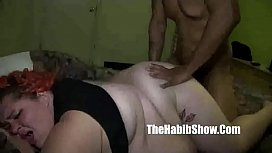 mixed rican gets fucked by bang banged by BBC redzilla by hooded fuck