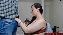 Amazing latin couple Lilly And Andres get fucked ALIVEGIRL