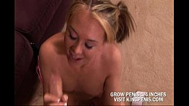 Cute Jeanie Marie Makes Perfect In Bed