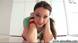 Sex Dildo Toys To Please Horny Solo Girl clip-25