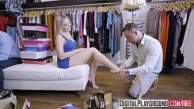 XXX Porn video - Under Foot Blair Williams Van Wylde