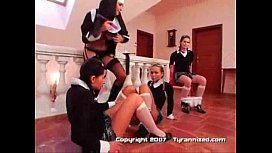 A nun and 3 school girls Download mp4 XXX porn videos