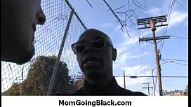 Just watch how my mom go black 3