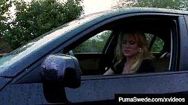 Swedish Star Puma Swede &amp_ Kelly Madison Blow Hubby!
