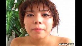 Sexy Mai Haruna enjoying some hot kinky action