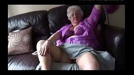 Abuela gordita