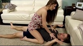 Dillion Carter in show me how to wrestle Daddy