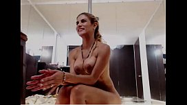 Big titted latina makes her pussy squirt dirtyadultcamscom