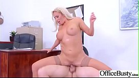Slut Girl Olivia Fox With Big Juggs Get Sex In Office vid
