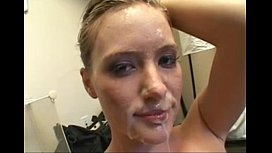 Hot Naomi Cruz Gets Face Fucked And She Swallows Entire Cock