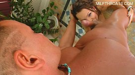 Young model anal creampie