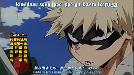 boku no hero academia- (Tp1 Ep1) Legendado Br
