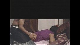 Playboy Akhil having Ticklish Foreplay with Gi iend Saniya