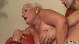 Busty Granny Anal youpoen