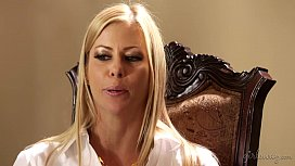 You have never ever tasted by a woman? - Abby Cross, Cherie DeVille