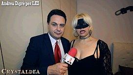 taldea esperta in mungitura testicolare incontrata da Andrea Dipr&egrave