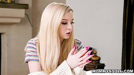 Sarah Vandella teaches Lexi Lore the joys of lesbian sex and taking care of herself